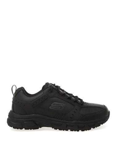 Skechers Skechers 51896 BBK OAK CANYON Siyah Günlük Ayakkabı Siyah